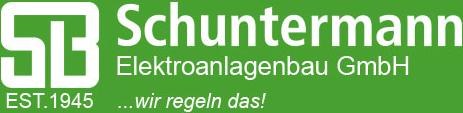 Logo Schuntermann Elektroanlagenbau GmbH
